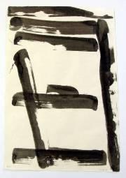 <i>Bamboo Ladder #13</i>, 1999