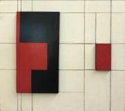 <i>1955-Red-Black-White</i>