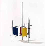 <i>Steel Construction Red Yellow and Blue</i>, 1957