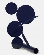 <i>Four Circles</i>, 1968